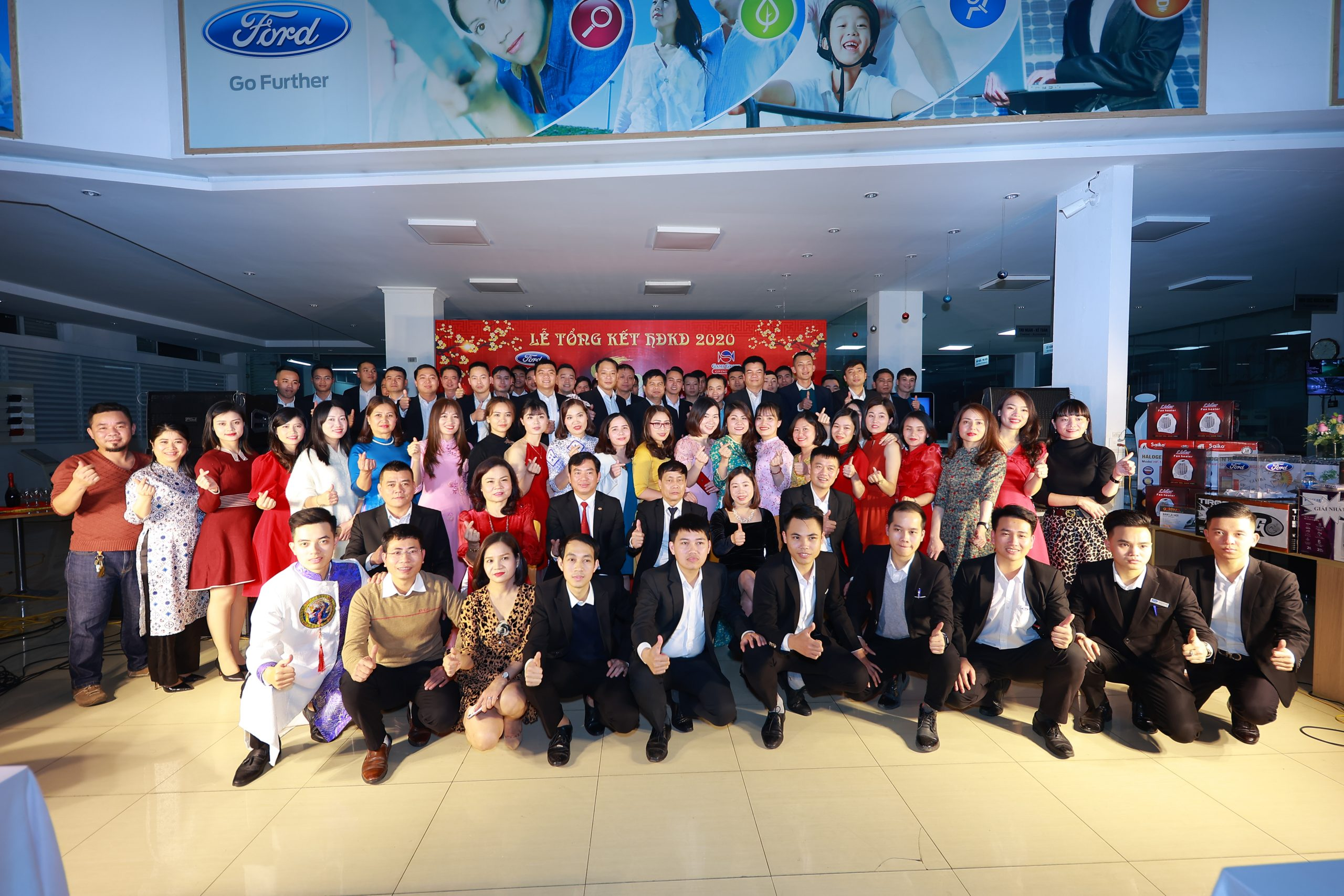 LỄ TỔNG KẾT – YEAR END PARTY  2020